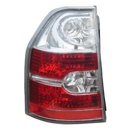 OE Replacement Acura MDX Driver Side Taillight Assembly (Partslink Number AC2800110) Unknown