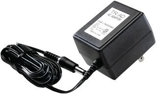 Plug-In AC Adapters 120VAC to 24VDC 0 8A 28 5W: Science Lab