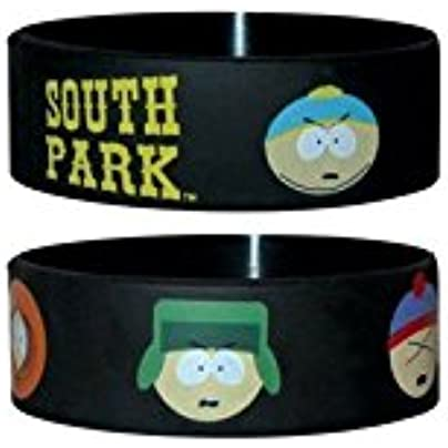 SOUTH PARK WRISTBAND CHARACTERS Estimated Price £2.99 -