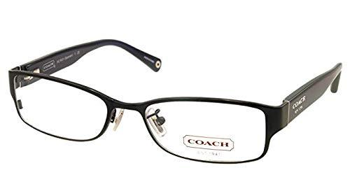Coach Women's HC5031 Eyeglasses Black 53mm