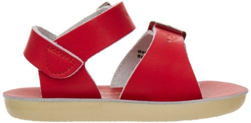 Salt Water SandalsStyle 1700 - K - Style 1700 - K Unisex-Kinder Rot