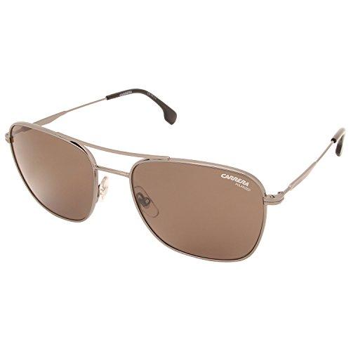 Sunglasses Carrera 130 /S 0KJ1 Dark Ruthenium / SP bronze polarized - Carrera Sunglasses 130
