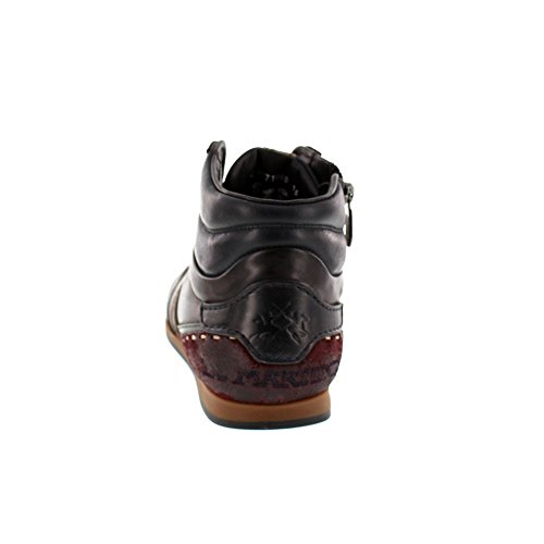 La Martina Herren - Sneaker L4071860 - Toledo t. Moro, Schuhgröße:EUR 45