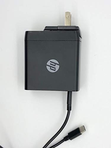 HP USB-C Power Delivery (PD) 45W Charger - ETL Certified - 2 USB-A Ports and 1 PD USB-C for Charging MacBook, ChromeBook and Other laptops by HP (Image #2)