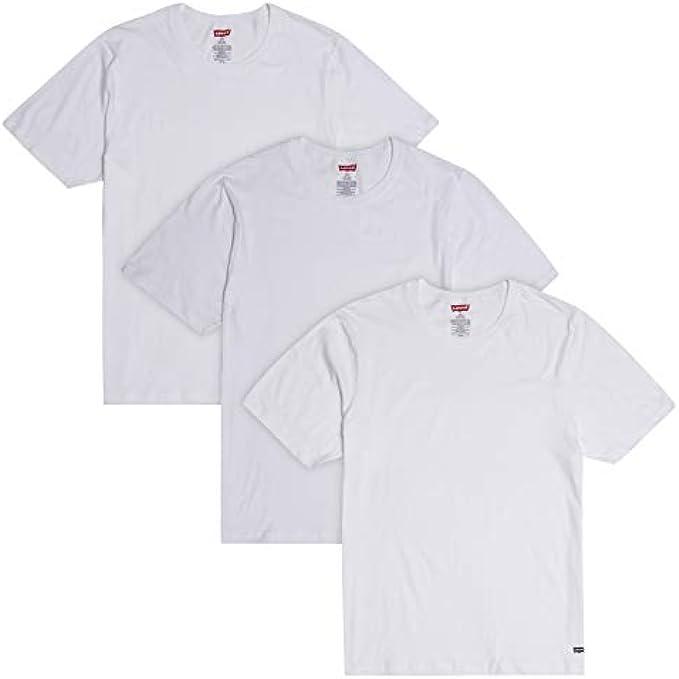 מארז 3 חולצות Levis בייסיק 100% כותנה