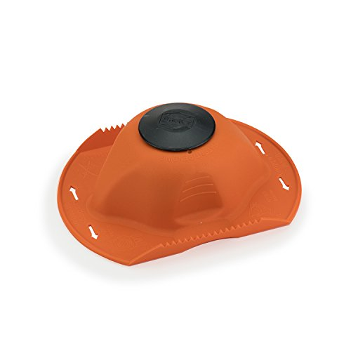 Borner Food Safety Holder (orange) (Guard Meat Slicer)