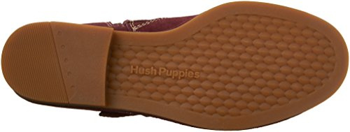 Hush Puppies Kvinna Aydin Catelyn Start Vin Mocka