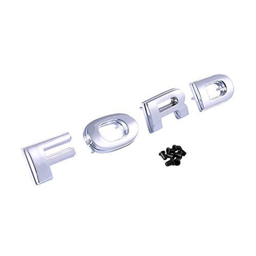 "DENNIS CARPENTER FORD RESTORATION PARTS 1973-1982 TRUCK & BRONCO HOOD LETTERS""FORD"" FRONT OF HOOD"