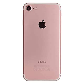 Apple iPhone 7, Fully Unlocked, 128GB (Renewed)