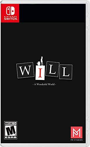 WILL: A Wonderful World - Nintendo Switch