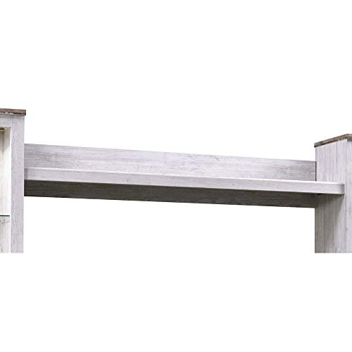 (Signature Design by Ashley W267-27 Willowton Bridge, Whitewash)