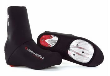Louis Garneau Neo Protect Shoe Covers Black, L - Men's