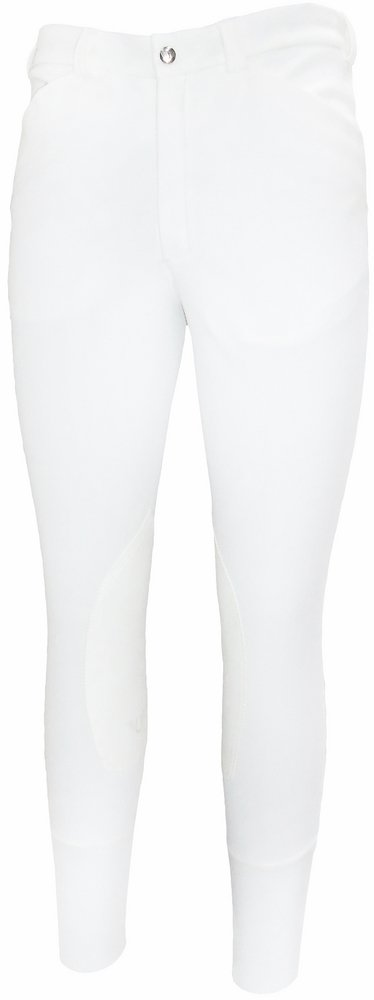 TuffRider Men's Ribb Patrol Breech JPC Equestrian - Sporting Goods 100669-P