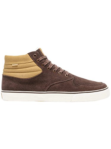Element ELEMENT TOPAZ C3 - zapatilla deportiva de cuero hombre marrón