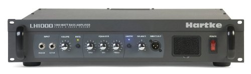 Hartke LH1000 Bass Amplifier (Bass Hartke Guitar)