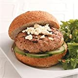 Today Gourmet - Turkey Burgers (24-4oz Burgers)