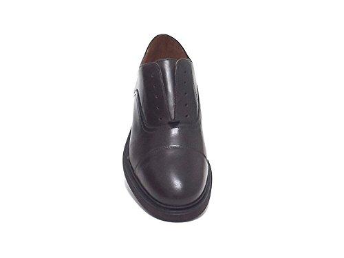 Soldini - Zapatos de cordones para hombre marrón marrón
