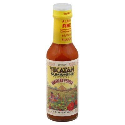 yucatan habanero sauce - 5