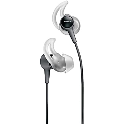Bose SoundTrue Ultra In-Ear Headphones for Apple Devices Charcoal Black