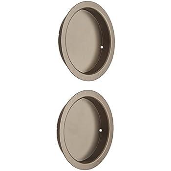 PrimeLine Products N 7081 BiPass Closet Door Pull Handle Round