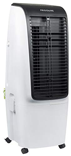 Frigidaire EC300W-FA Portable Evaporative Air Humidifier, Personal Indoor Swamp Cooler, 600 CFM, 600 CFM