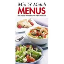 Download Mix 'N' Match Menus Create Your Own Menu for Every Occasion ebook