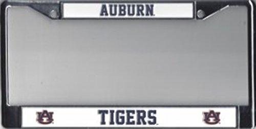 Rico Industries Auburn Tigers Chrome License Plate Frame ()