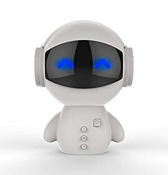 Amazon.com: DNDZSW Robot altavoz Bluetooth multifunción ...