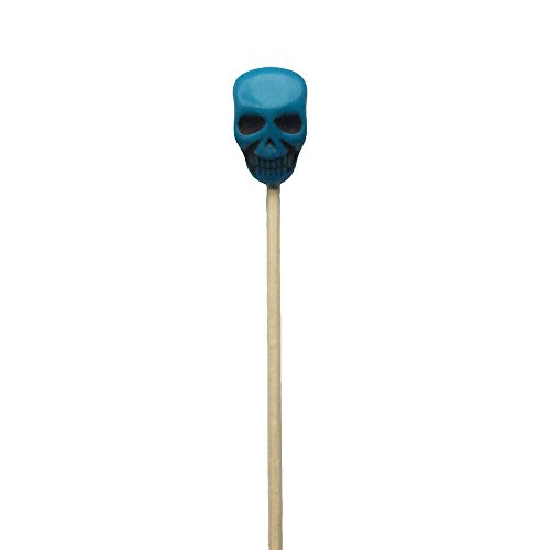 Skull Appetizer Sandwich Swizzle Sticks product image