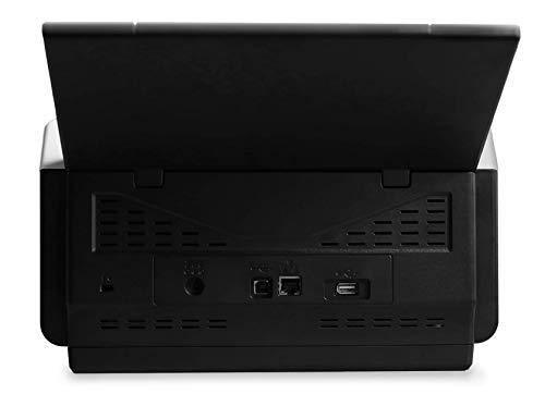 Huge Touchscreen Home or Office Desktop USB Ethernet ADF WiFi Raven Original Document Scanner Wireless Scanning to Cloud Color Duplex Feeder