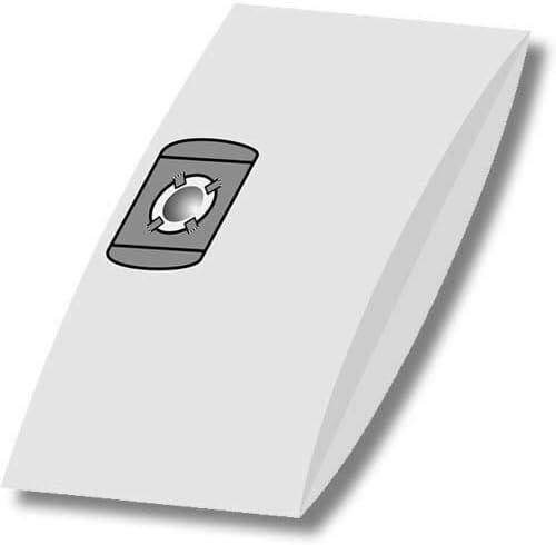 8 bolsas de aspiradora para Bomann BS 981 CB, 2 capas de papel Bolsa para el polvo de microfibras®: Amazon.es: Hogar