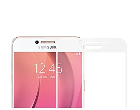 4b64d9b7742fc Shop Buzz Samsung Glaxy C9 Pro Full Cover 3D Tempered  Amazon.in   Electronics