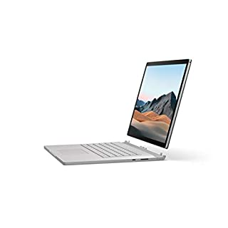 "NEW Microsoft Surface Book 3 - 15"" Touch-Screen - 10th Gen Intel Core i7 - 32GB Memory - 512GB SSD (Latest Model) - Platinum"