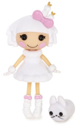 Mini Lalaloopsy Doll - Toasty Sweet Fluff