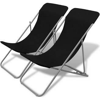 Swell Amazon Com Clever Market Outdoor Patio Portable Sun Chairs Creativecarmelina Interior Chair Design Creativecarmelinacom