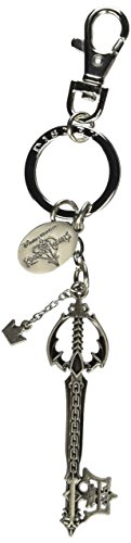 Disney Kingdom Hearts Oblivion Blade Pewter Key Ring