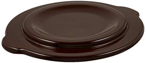 Ohio Stoneware 11624 3 Gallon Crock Cover, Medium, -