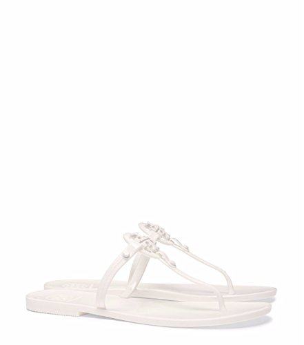 6f1cfd935d9a Tory Burch Mini Miller Jelly Thong Sandal Ivory Size 7 - Buy Online in  Oman.