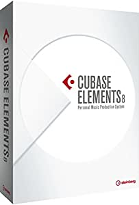 Steinberg Cubase Elements 8 - Software de edición de audio/música