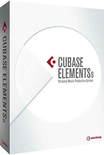 - Steinberg Cubase Elements 8 Recording Software