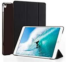 iPad Pro 11 Case 2018, OEAGO Slim Lightweight Smart Shell Stand Cover Back Protector for Apple iPad Pro 11'' inch (2nd Generation) (2018 Released Tablet), Black