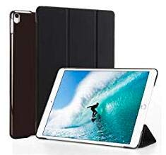 iPad Pro 11 Case 2018, OEAGO Slim Lightweight Smart Shell Stand Cover Back Protector for Apple iPad Pro 11 inch (2nd Generation) (2018 Released Tablet), Black