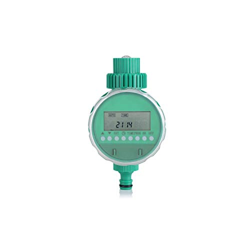 Garden Watering Timer Ball Automatic Electronic Water Timer Home Garden Irrigation Timer Controller System Autoplay ()