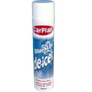 600ml Aerosol Blue Star De-icer (box of 12)