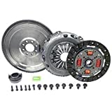 BMW Mini (02-06)  S)  SOLID Flywheel Conversion KIT dual