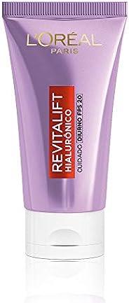 Creme diurno Revitalift Hialurônico tubo 25g, L'Oréal Paris,
