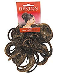 (Spare Hair Twist Hairpiece Medium Brown)