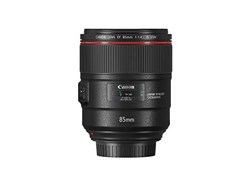 Canon single focus lens EF85mm F1.8°F1.4L is...