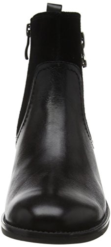 19 Noir Femme 25319 Caprice Bottes qw7nZpW4