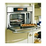 Miele : DG4080SS 24 Convection Steam Oven with Navitronic Touch Control Pad - Stainless Steel